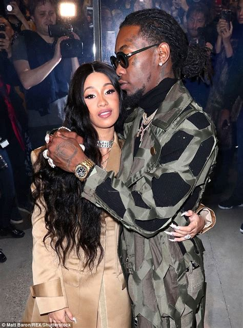 cardi b wedding date pregnant cardi b is set to welcome her first child in