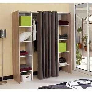 Dressing Rideau Ikea : dressing a monter ~ Dallasstarsshop.com Idées de Décoration