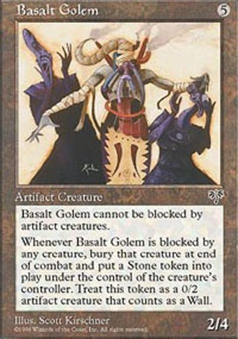 mtg golem token deck karn the colorless commander edh mtg deck