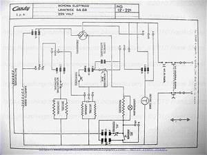 Washer Rama Museum   Candy Sa88 Schematic Diagram