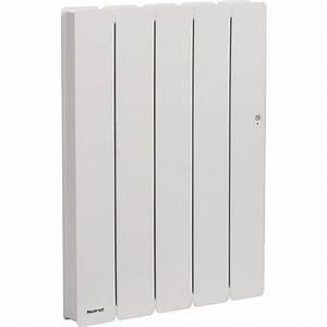 Noirot Radiateur électrique : radiateur lectrique radiateur vertical bellagio 3 noirot ~ Edinachiropracticcenter.com Idées de Décoration