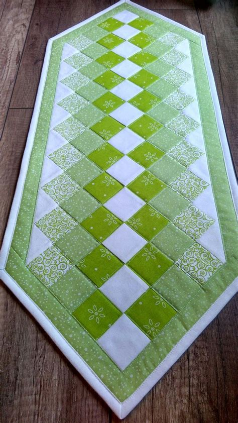 chemin de table patchwork bags patchwork table runner