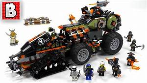 Totally LEGO Mad Max! Ninjago 70654 Dieselnaut Review ...