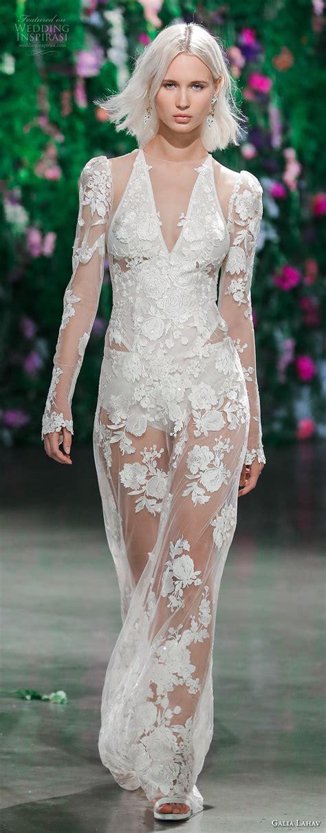 galia lahav wedding dresses prices galia lahav couture fall 2018 bridal runway