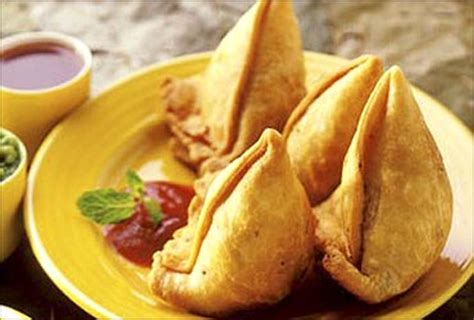 types of indian cuisine now uk company sells samosas to indians rediff com business
