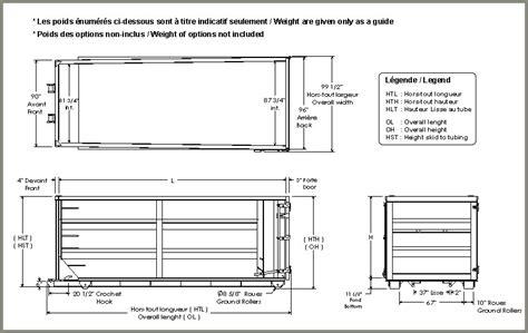 dimension interieur conteneur 40 produits jm chantal