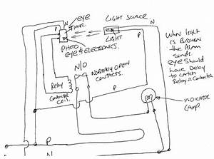 solved need a diagram for single pole switch to fixya With electric eye relay