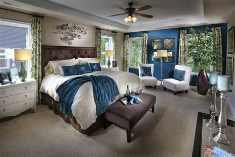 master bedroom     model homes
