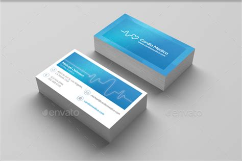35+ Medical Business Cards Designs Free & Premium Templates Sample Business Cards For Bakery Blank In Bulk Png Beauty Industry Uk Storage Box Card Templates Where To Print Berlin