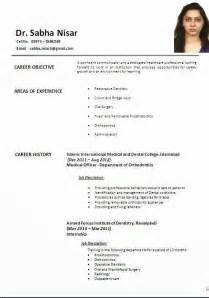 curriculum vitae format download doc file cv format for job in pakistan doc
