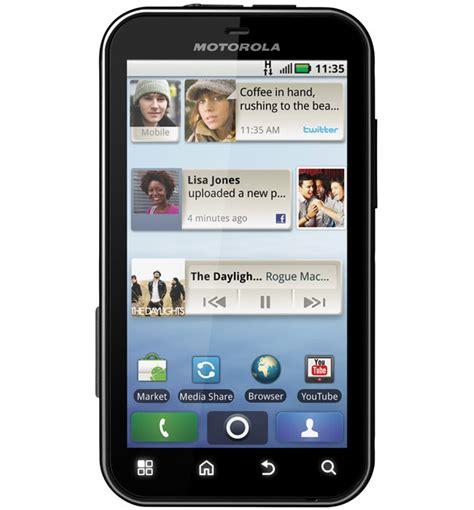 motorola android motorola defy rugged android smartphone