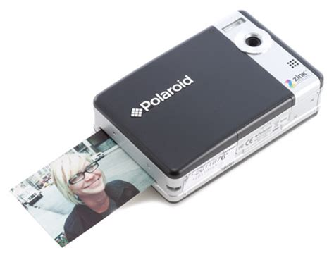 polaroid digital instant print polaroid pogo brings instant printing to the digital age
