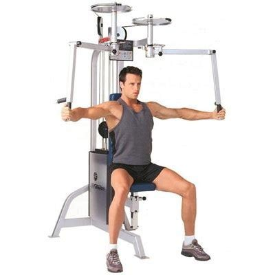 fitness pro 1 rear delt pec fly fitness equipment ni