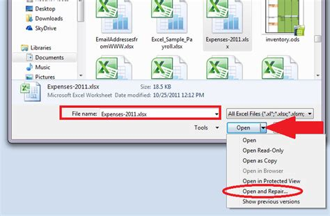 microsoft excel corrupt file recovery tool 60 new microsoft excel corrupt file recovery tool know