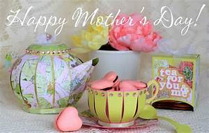 Mother's Day Tea – Port Moody Station Museum – Newslight