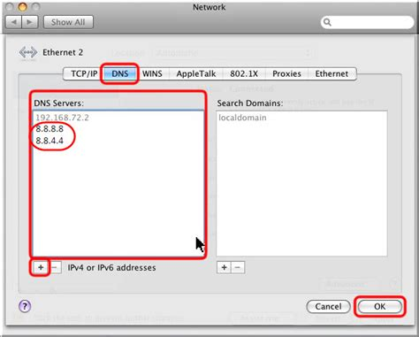 how to switch your apple how to change dns server ips in apple os x webnots