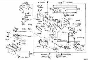 2000 Toyota 4runner Parts Diagram
