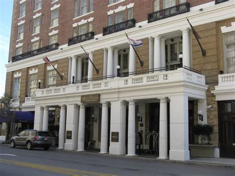 Historic Battle House Hotel Mobile AL Picture of The