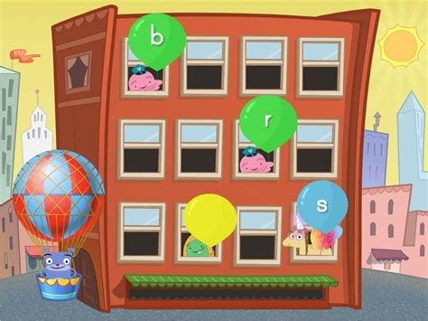 beginning sounds balloon pop game game educationcom