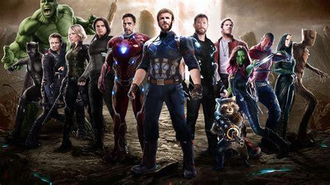 avengers infinity war   fan art laptop