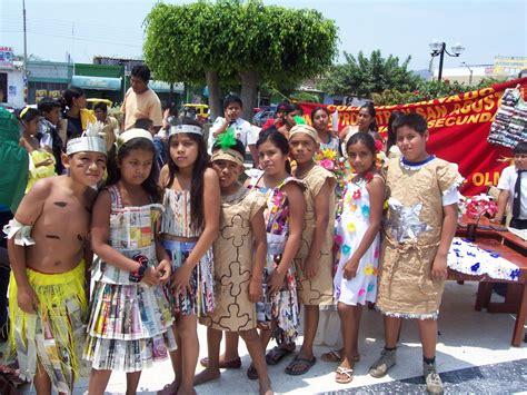 vestimenta de la selva con material reciclable imagenes de vestimenta en reciclaje de la selva
