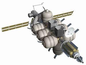 Nautilus-X- NASA's space exploration vehicle concept ...
