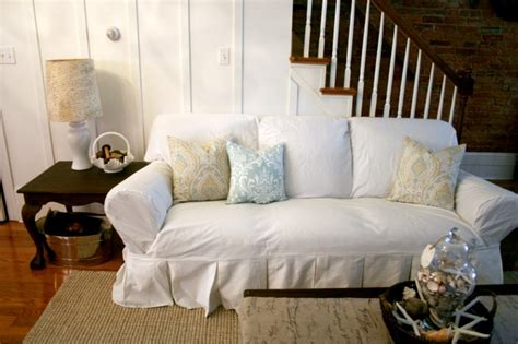 White Loveseat Slipcovers by Uglysofa Slipcover Giveaway 5 Slipcovers Home