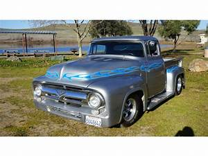 FrameOff 1956 Ford Pickup Truck RestoMod 350/350 Chevy Mustang II PS PDB Tilt - Classic Ford ...