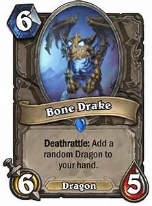 Bone Drake HS Card HS Decks And Guides