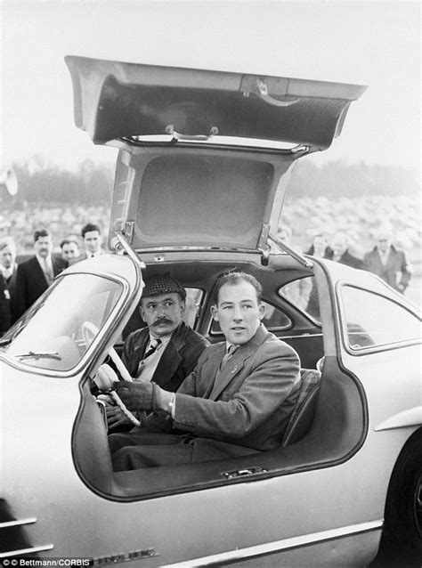 Rare Gullwing Raced by Stirling Moss Expected to Fetch $7