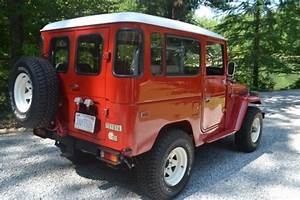 1979 Fj40 Toyota Land Cruiser 2nd Owner  Owned Since 1980
