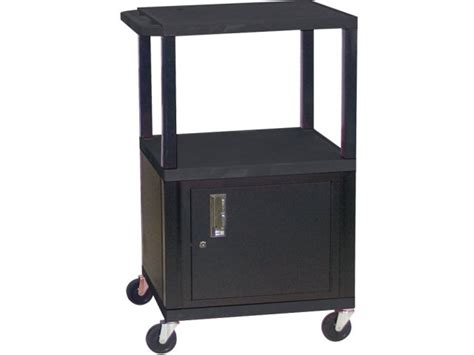 Tuffy Cart With Cabinet 42