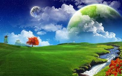 Planet Nature Backgrounds Mother Wallpapers Windows Natural