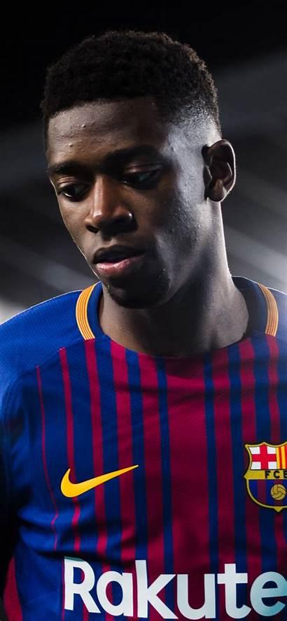 Dembele Ousmane Wallpapers 4k Iphone Football Hdqwalls