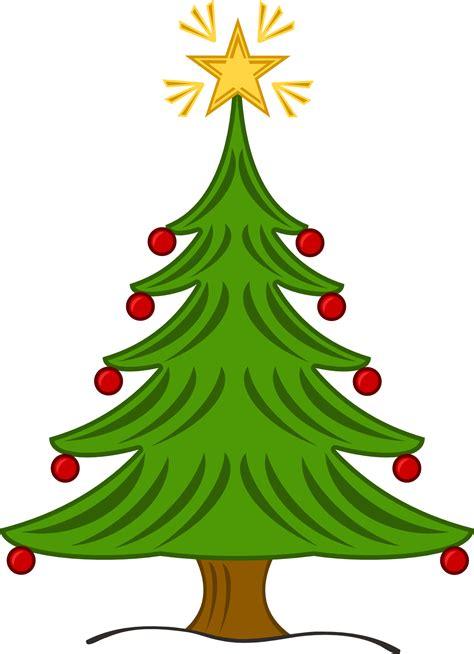 Christmas Tree Clip Art Images Inspirationseekcom