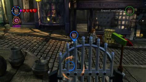 lego harry potter years   hogwarts overworld