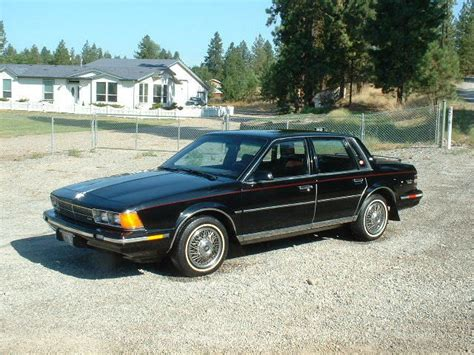 Buick Century Limited by 1986 Buick Century Limited 1 Owner Low