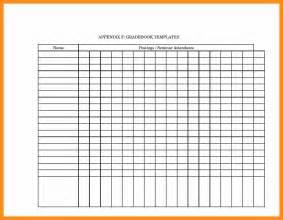 free grade sheets 6 grade sheet template pdf actor resumed