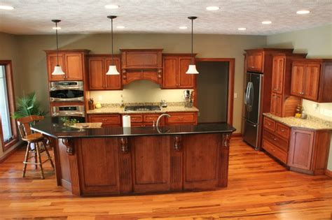 kitchen cabinetry maple wood
