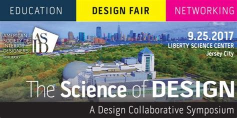 Science Of Design Asid Nj Trade Show On Monday, Sep 25