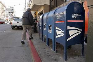 Mailboxes disappearing as usage drops off - SFGate