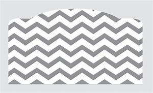 chevron headboard mural decal headboard wall decal With chevron wall decal