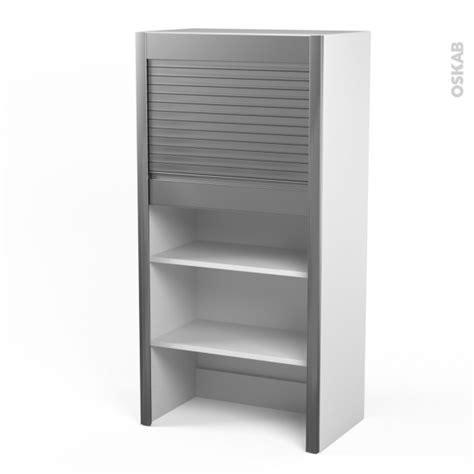 meuble à rideau pour cuisine store roulant pour meuble cuisine