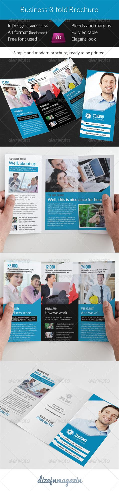 Free Indesign Brochure Templates Cs6 by 9 Best Images Of Brochure Templates For Indesign Cs5