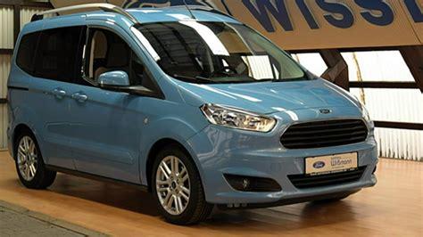 ford tourneo courier titanium ford tourneo courier titanium taclfl62745 skyline blue metallic quot autohaus wissmann quot