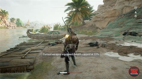 ac origins  weapons    cursed weapon