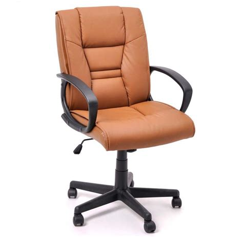 small leather desk chair office chairs office recliner