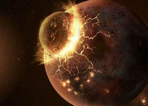 Giant Impact Hypothesis: Theory on how the Moon was formed ...