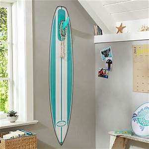 add decals or paint to make it look more feminine pool With nice surfboard wall decals