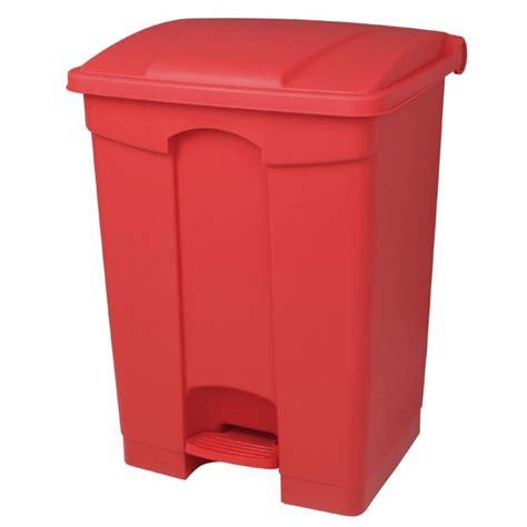 poubelle cuisine pedale poubelle de cuisine à pédale 45l